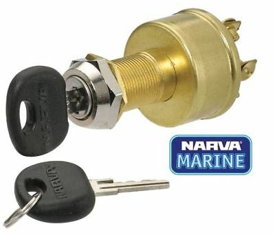 Narva 4 Position Ignition Switch Marine 64012