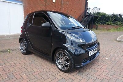 smart car fortwo brabus exclusive 2010
