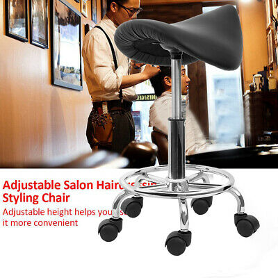 Hydraulic Chair Stool Beauty Salon Nail Spa Massage Facial Chair Hairdressing