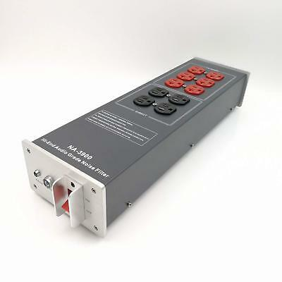 NA-3900 Audio Noise Power Filter Power Conditioner Power Purifier with US Outlet