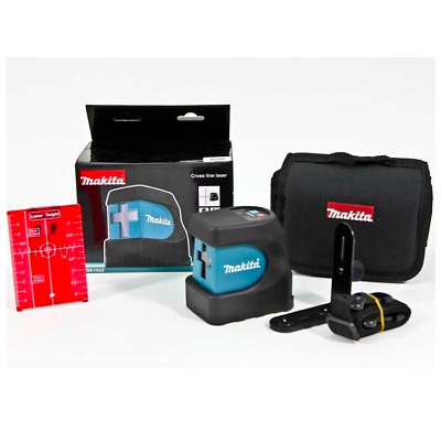 NEW MAKITA SK102Z Self Leveling Cross Line Laser Level/Plumb +Mount +Case SK102