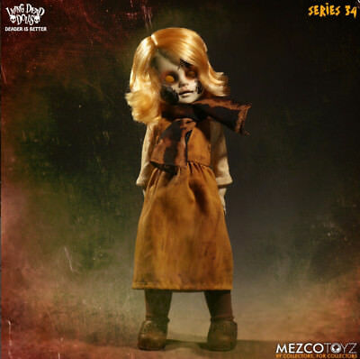 Living Dead Dolls - Canary - Serie 34 - The Time has come to tell the Tale