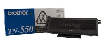 Brother International Tn550 3500 Yield Toner Cartridge