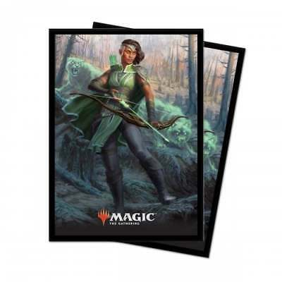 ACCESSORY * MTG Core Set 2019 - Vivien Reid Sleeves (80)