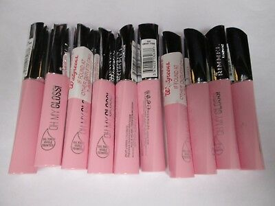 10 Rimmel Oh My Gloss! Oil Tint - #100 Smart Pink - Exp: 3/20 - Rr 27081