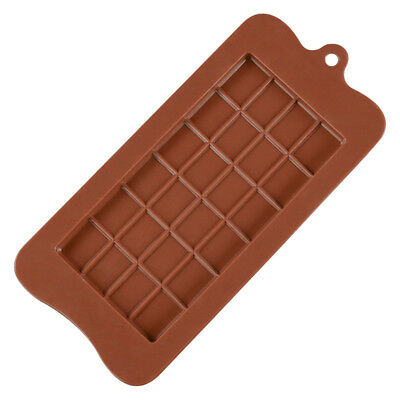 Professional 24 Square Food Grade Silicone Chocolate Candy Silicone Mould Mold