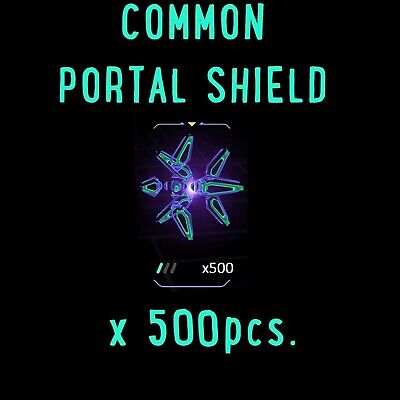 INGRESS -Portal Shield Common x 500 pcs.