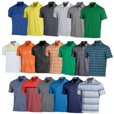 987689c4 NEW Men's Under Armour Golf CLOSEOUT Polo Shirt - Choose Style, Size & Color !