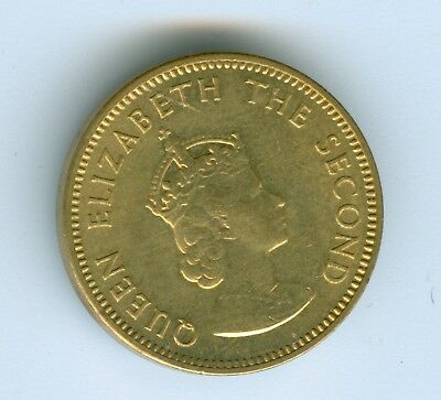 Jersey 1/4 Shilling 1957-Uncirculated