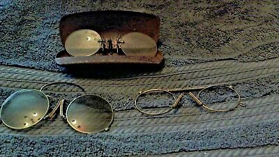 Antique Spectacles or Glasses