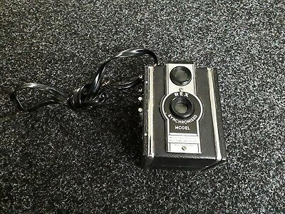 vintage rex box camera 'synchronised model' - uncertain if working
