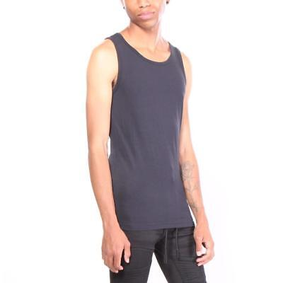 6f921d16b20f6 MEN HUGO BOSS Tank Tops Identity Tank Black Size L -  36.99