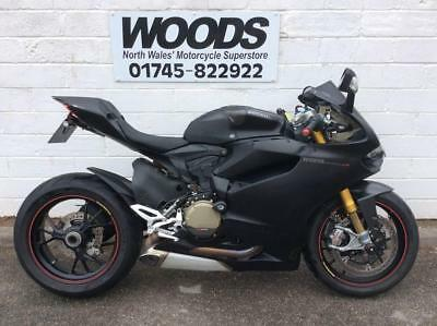 2014 Ducati 1199 Panigale S Abs