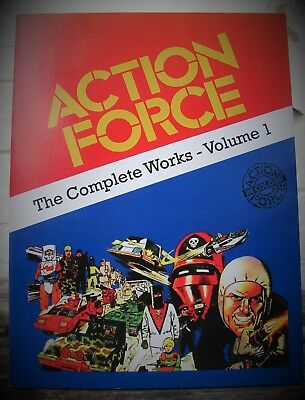 Battle - Action Force Comic - The Complete Works Volume One