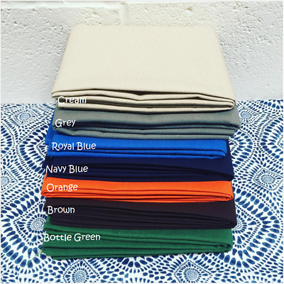 Waterproof Outdoor Ottoman Fabric Teflon Canvas Material cushion beach 140cm wid