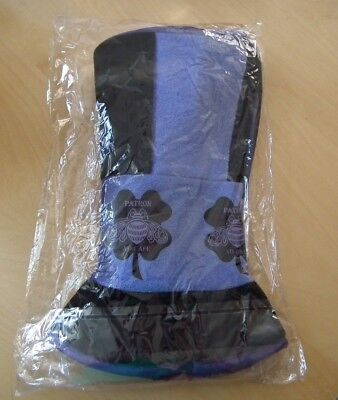 Patron Tequila  XO Cafe Bee Logo Jester Party Hat