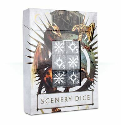 AoS - Dice - Scenery Effects Dice - Free Shipping
