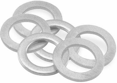 Goodridge Universal V-Twin Oil Line Replacement Washers 6 Pack