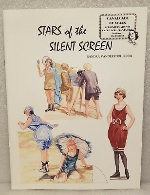 2004 PAPER DOLL CONVENTION - Sandra Vanderpool, Stars of the Silent Screen