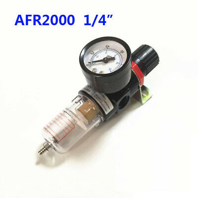 Pressure regulating air filter AFR2000 pressure regulating valve 1/4""