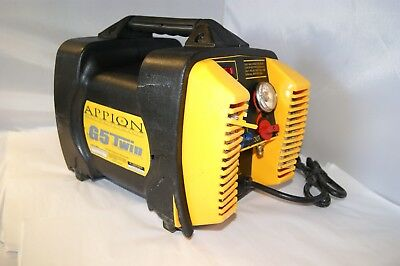 Appion G5TWIN Refrigerant Recovery Machine, Used, Housing Damage, Works Great
