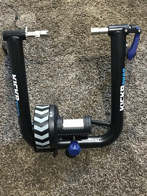 Wahoo KICKr Snap Bike Trainer As New.  Used Once. In Original Box and Packaging