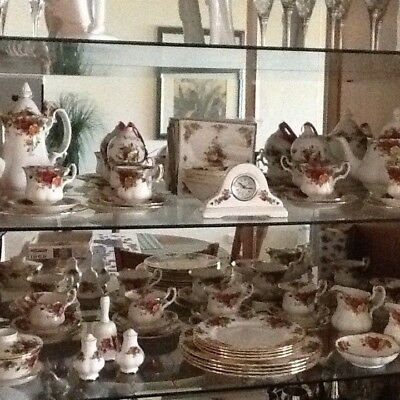 Royal Albert Country Rose Collection