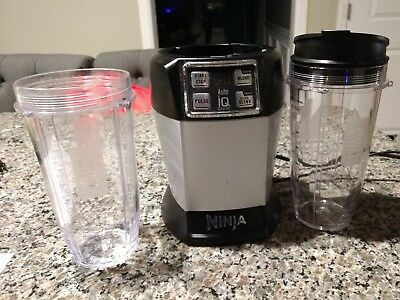 Ninja BL480 Nutri Ninja Pro Auto IQ One Touch Blender - Model BL480