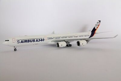 !!SALE!! 1:200 JC Wings Airbus House Livery Airbus A340-600 F-WWCA XX2091