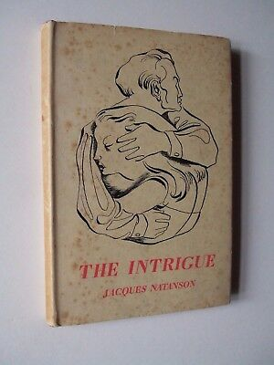 The Intrigue by Jacques Natanson d j by Michael Ayrton