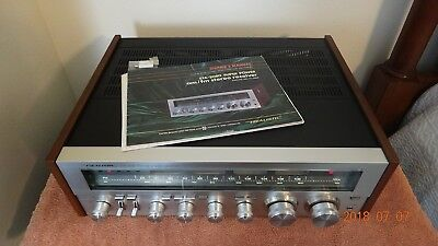 Realistic Sta-2080, Model # 31-3000 Stereo Receiver - Fully Serviced (Pristine)