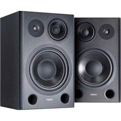 Fostex PM8.4.1 Tri-Amped Active Studio Monitors