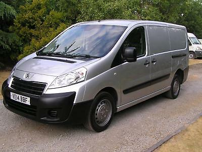 98fc36ee04 Peugeot Expert 2.0HDi 130 EU5 2.93t L2 H1 LWB DISPATCH 6 SPEED 1 OWNER