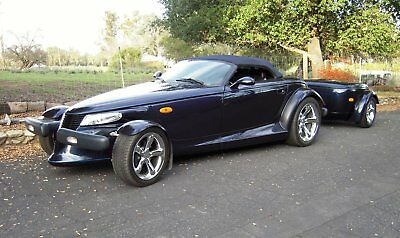2001 Chrysler Prowler Plymouth Mulholland Edition 2001  Prowler Mulholland Edition