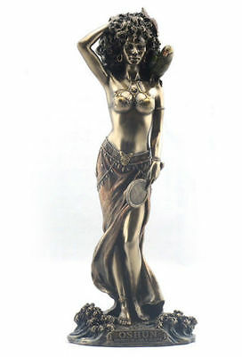 Oshun Sculpture Goddess Of Love, Beauty And Marriage Statue