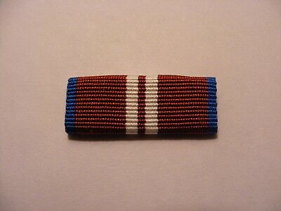 Queens Diamond Jubilee Medal Sew on Ribbon Bar QDJM