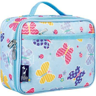 Olive Kids Butterfly Garden Lunch Box Bag Food Storage School Children Girls New