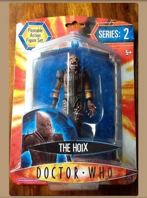 The Hoix Doctor Who Monster action figure 10thDr David Tennant sealed new carded