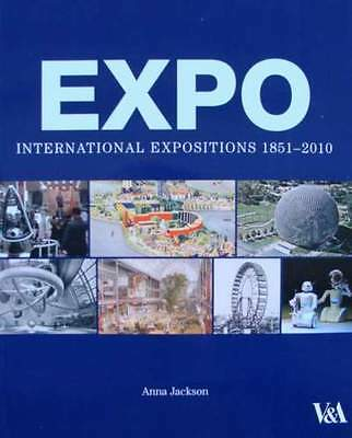BOOK : EXPO international expositions (paris,london,new york,vienna,milan