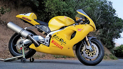 2001 Aprilia RSV Mille R  V-twin Superbike, Great Condition,  11K miles, Clean Title, Track Ready