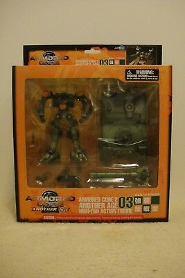 Armored Core Another Age High End Action Figure New