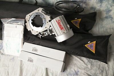 PhotoFlex Silver Dome NXT Platinum series Large Soft Box + Starlite + extras WOW