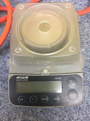 Acculab Vicon Scales