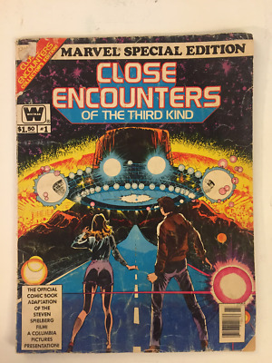 Marvel Special Edition Featuring Close Encounters Of The Third Kind #1-1978