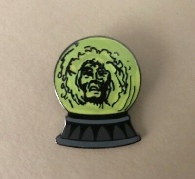 Disney Pin DLR - Haunted Mansion Madame Leota Glow in the Dark LE