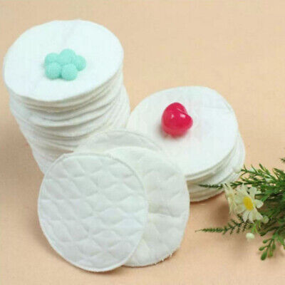 12Pcs Soft Reusable Nursing Washable Absorbent Baby Breastfeeding Breast Pads