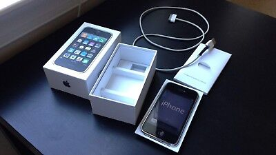 Apple iPhone 3GS - 16GB - White (Unlocked) A1303 (GSM) with Original Box