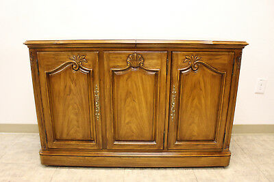 Hand Carved Buffet/Server/Credenza/Cabinet/ Sideboard by Drexel