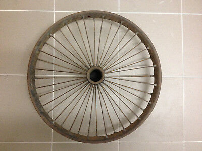 Original Flugzeugfelge WK1 Flugzeug aviation wheel ww1 roues avion 1914 1918 1GM