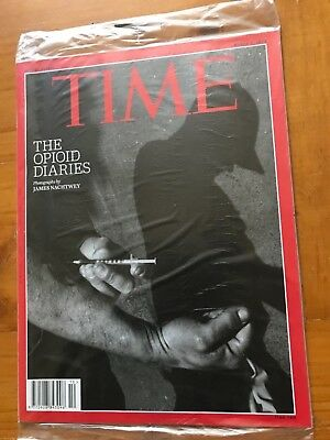 New TIME Magazine Opioid Diaries March 5 2018 Drug Crisis Addict Special Report